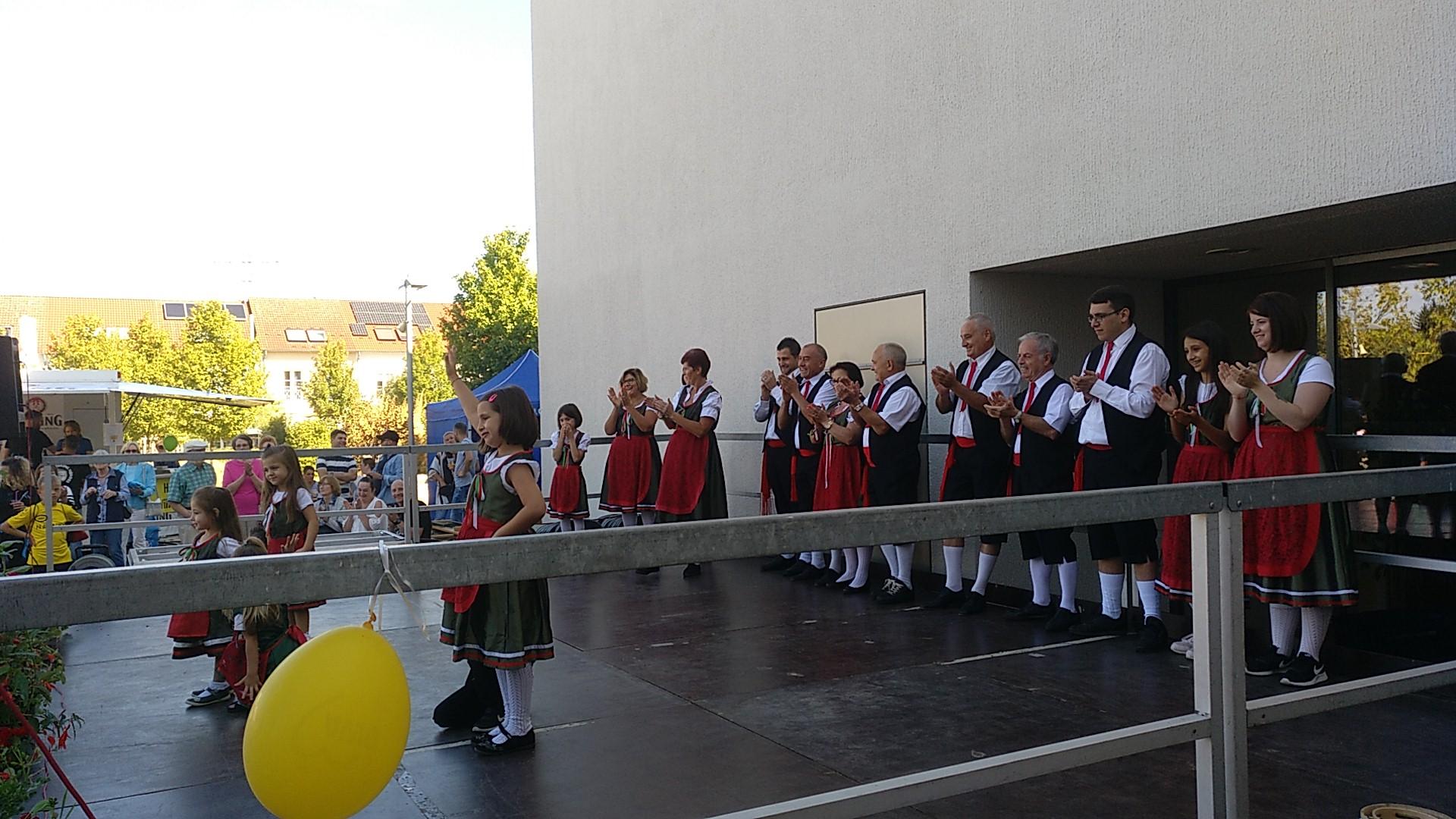 Nieder Sommerfest