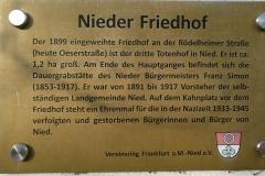 Nieder Friedhof